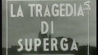 """La tragedia di Superga ed i funerali del Grande Torino, """"La Settimana Incom"""" Istituto Luce 1949"""