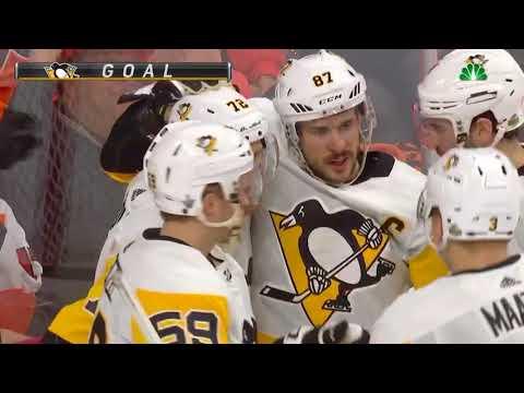 Pittsburgh Penguins vs Philadelphia Flyers - April 23, 2018   Game Highlights   NHL 2017/18