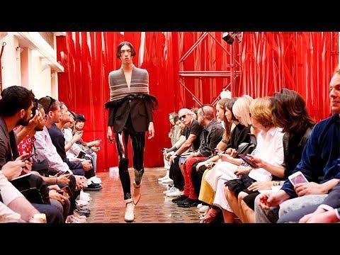 Maison Margiela | Spring Summer 2019 Full Fashion Show | Menswear