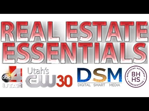 Real Estate Essentials South Jordan Utah Home Tour - Good Karma Lodge