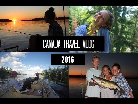 Canada Travel Vlog