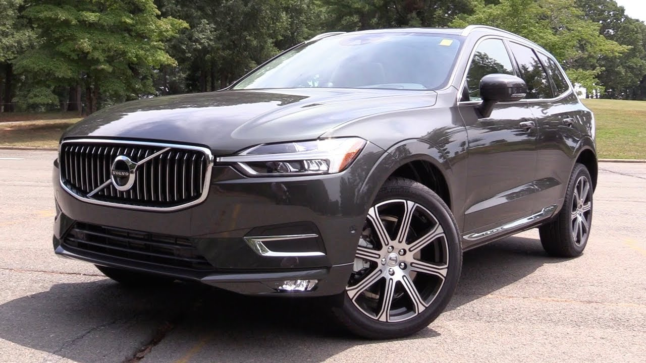 2018 Volvo Xc60 T6 Inscription Start Up Road Test In Depth Review