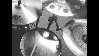 checking sounds of cymbal sabian hhx evolution o zone crash 18