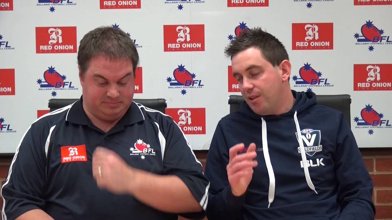 2016 Ballarat FNL Footy Show -  Interleague edition
