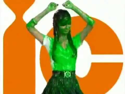 NICKELODEON SLIME  COMMERCIAL