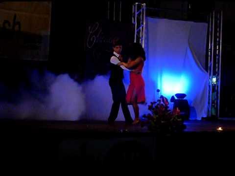 Santino Orlando e Giulia Falvo – Esibizione Tango Argentino a Palmi 2