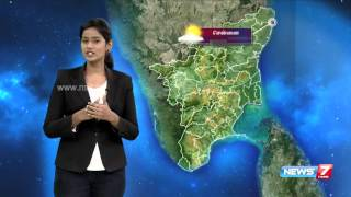 Weather Forecast | 18.04.2016 | News7 Tamil