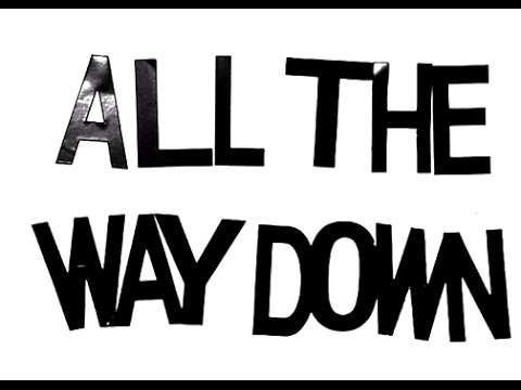 French Style Furs (Cold War Kids+We Barbarians) - All The Way Down (Lyric Video)