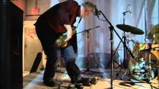 Kid Millions & Jim Sauter Duo - Brooklyn, Secret Project Robot 07 Mar 2012