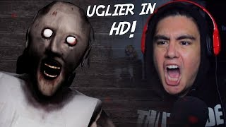 GRANNY IS UGLIER, SCARIER & HAIRIER ON PC | Granny (New PC Update)
