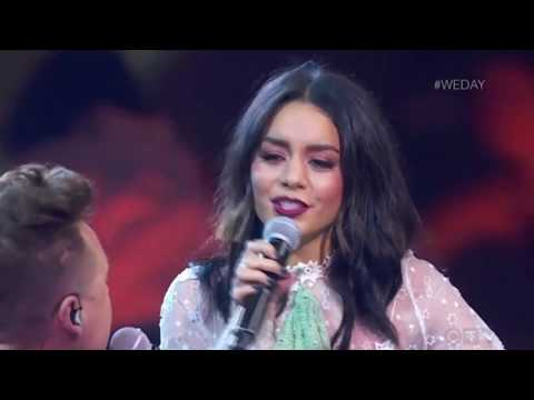 'Reminding Me' Live - Vanessa Hudgens & Shawn Hook
