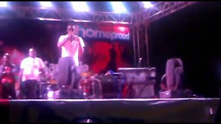 rapperholic concert kumasi sarkodie www.hitzgh.com.avi