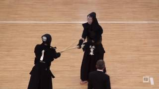 64th All Japan Kendo Championships — QF 3