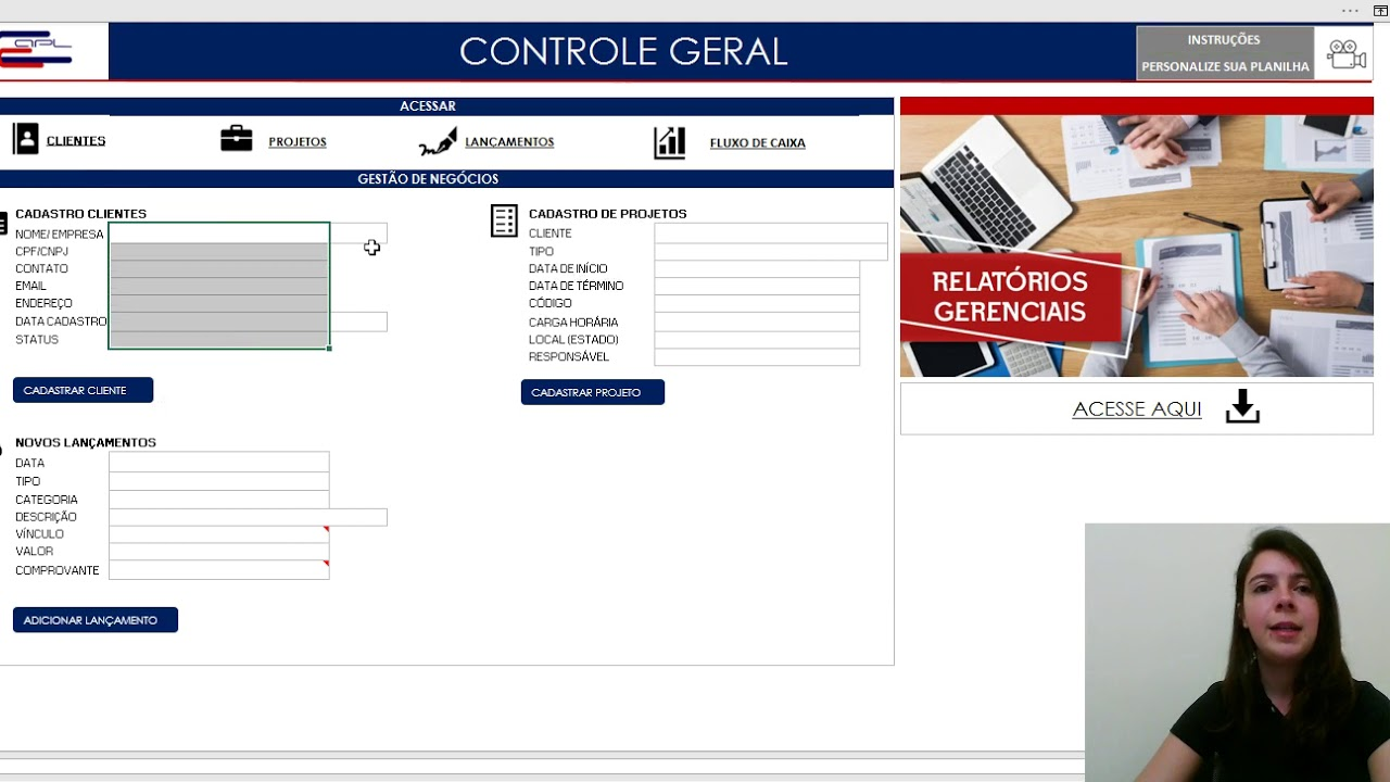Você sabe como fazer a gestão do seu negócio de forma descomplicada?