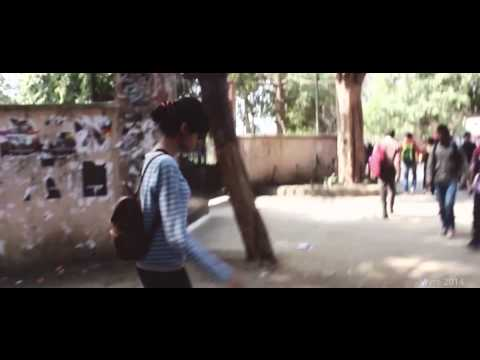A Day At Hindu College, University of Delhi.