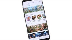 Samsung Galaxy S8: Verwendung von Galaxy Apps
