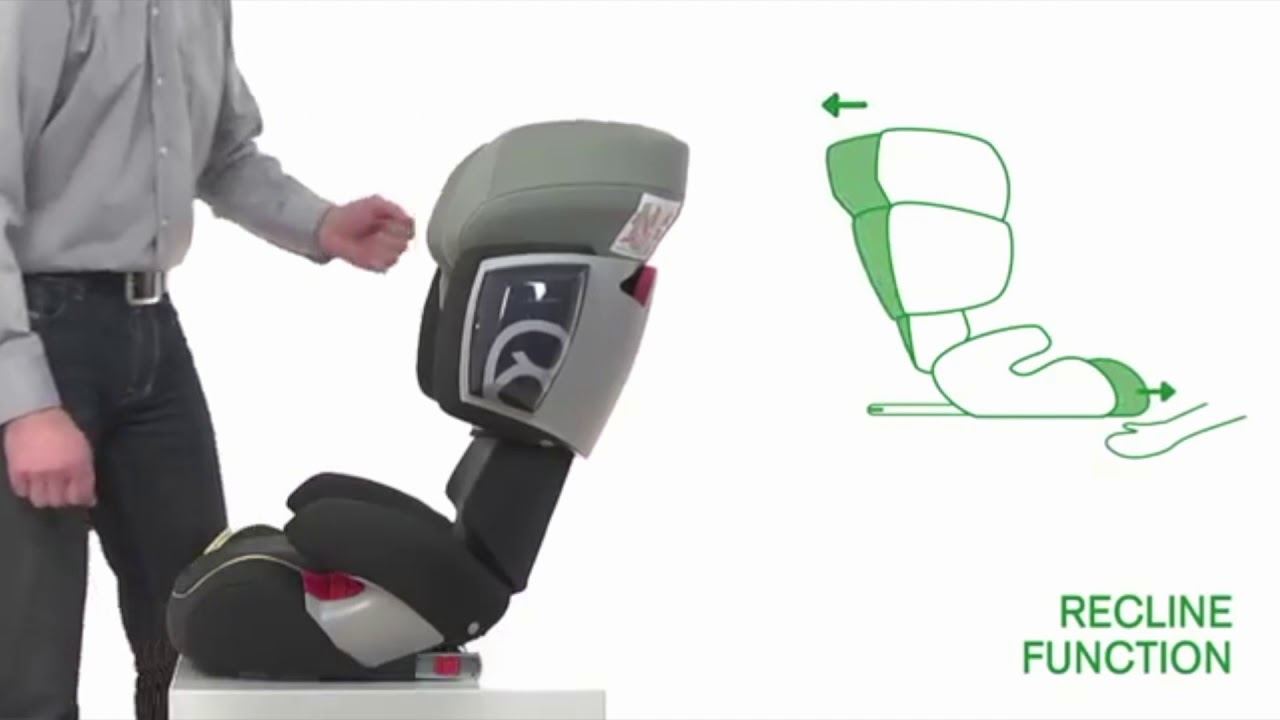 Download Cybex Solution X-Fix Rumba Red Group 2-3 Car Seat- Smyths Toys