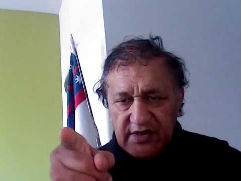 Whakameninga Native Moai Surname Chiefs versus Bill English Iwi Maori Surnames