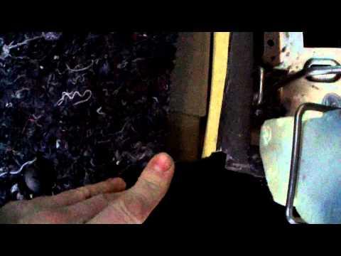 Как снять заднее сиденье на пежо 408 видео