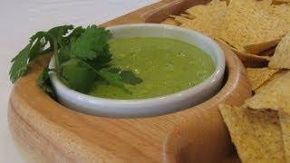 Tomatillo Salsa -- Lynn