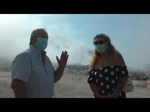 «Πυρ και μανία» ο Δ.Διακομιχάλης κατά Ι.Γαλουζή.Τον αποκάλεσε «Νέρωνα» σε συνέντευξη για χωματερή