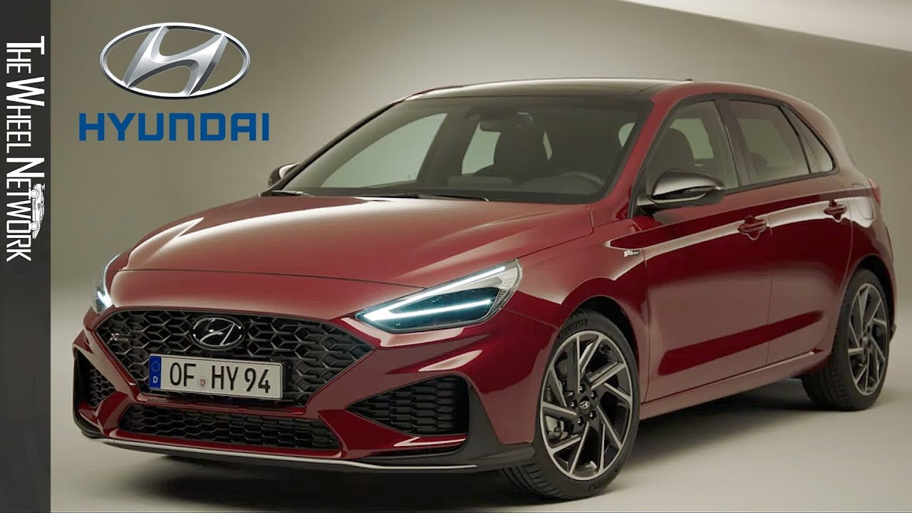the new hyundai i30 n line hatchback 2020 facelift youtube