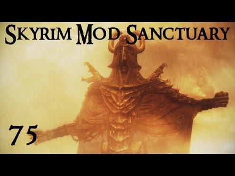 Skyrim Mod Sanctuary 75 : CONAN Hyborian Age