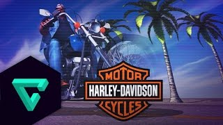 Harley Davidson & LA Riders | New PC Test