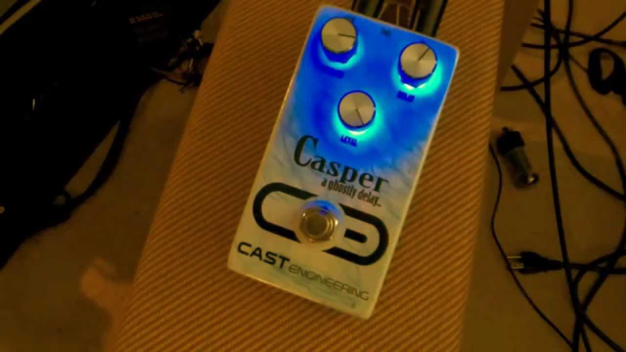 CAST Engineering Casper - Delay