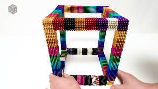 (Магнітні кульки) грати з 20000 магнітні кульки гігантський куб | магнітні іграшки