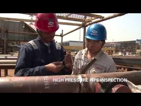 CSSC Construction Video for Zentech's R-550D Jackup Rig