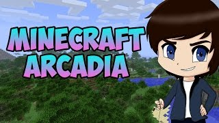 Minecraft Arcadia #3 - Pranks And Furniture