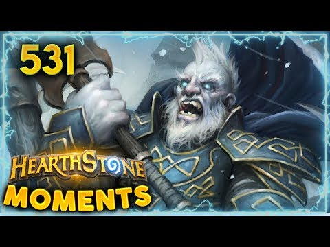 Here, Take Some Armour!! | Hearthstone Daily Moments Ep. 531