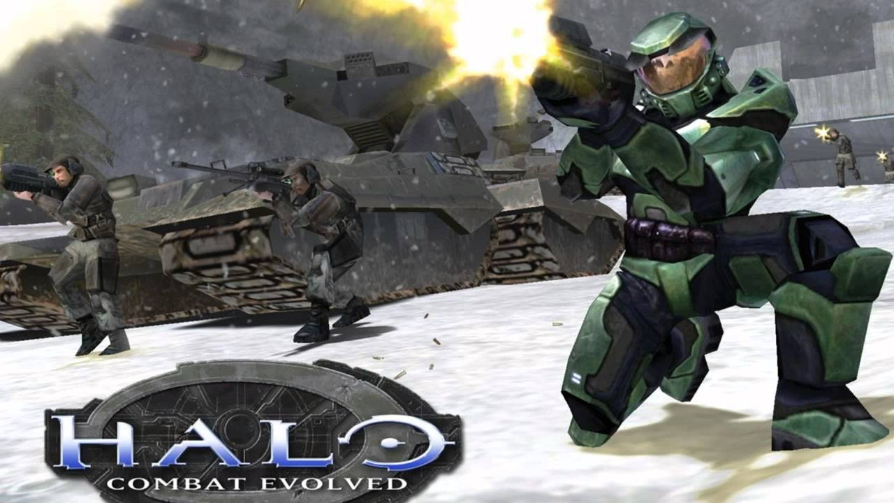 Halo Combat Evolved OST #25 - Dust and Echoes - YouTube