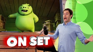 The Angry Birds Movie: Behind the Scenes Movie Broll - 4k