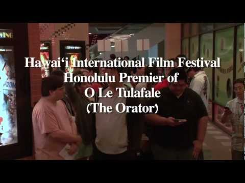 The Orator (O Le Tulafale) Hawaii International Film Festival Review