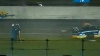 ARCA Daytona 200 2005 The Mayhem with 2 laps to go