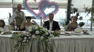 видео Организация юбилея свадьбы