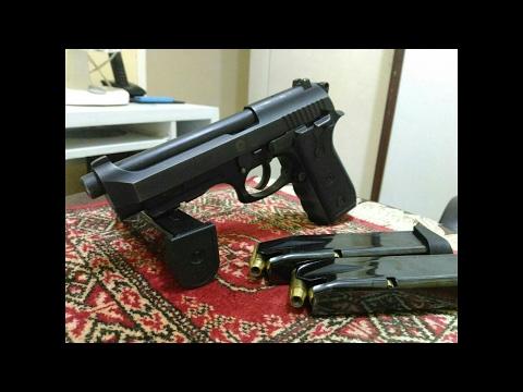 Pistola Taurus PT100 P, .40S&W (Revisão e Português)