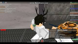 Scp-049 escaped[ROBLOX] [SCP] (Site-61) ROLEPLAY