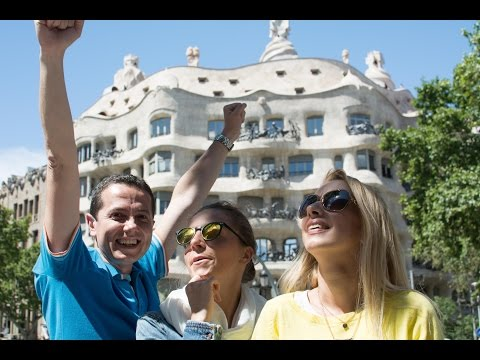 Visiting Gaudi's Barcelona