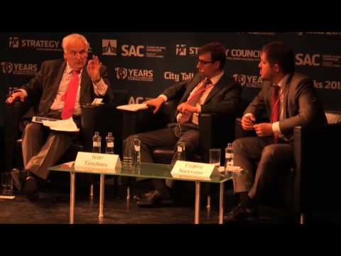 """GLOBSEC 2015 City Talks: """"Russia and the West"""""""