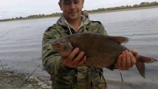 Риболовля на Ахтубі п. Селітрену