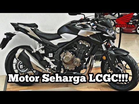 Honda CB500F In Depth Tour/Review Dan Spesifikasi Harga