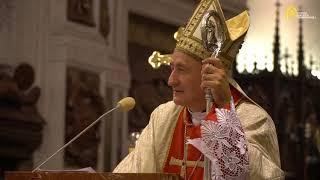 """Bp Jeż: """"Coś się z nami dzieje niedobrego"""". Homilia na Podwyższenie Krzyża Św. [14.09.2020]"""