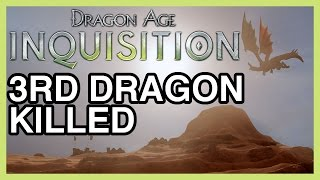 3rd Dragon Killed!!! Livestream Highlight - Abyssal High Dragon - Dragon Age Inquisition thumbnail
