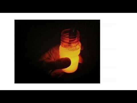 Glow Fusion Bubble Solution