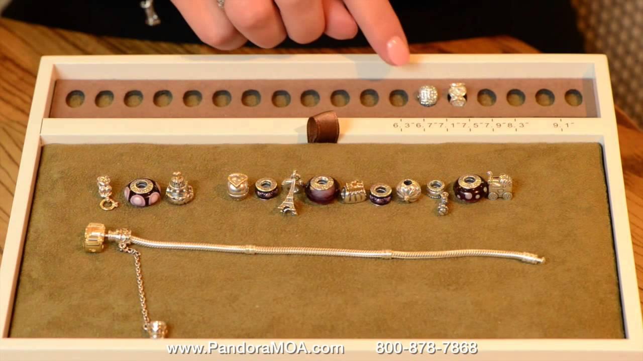 How To Design A Pandora Bracelet Youtube
