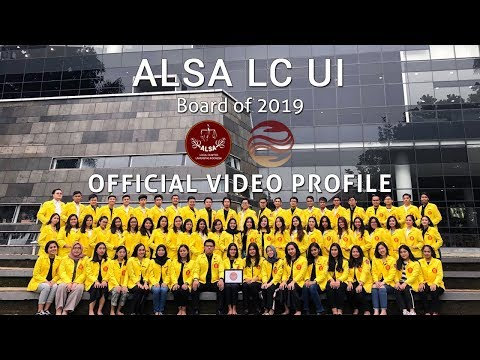 ALSA Local Chapter Universitas Indonesia – Website for ALSA