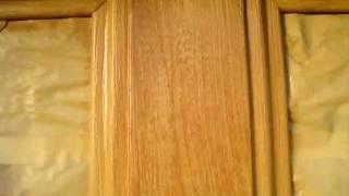 How To Faux Wood Grain On Garage Door - Mural Joe